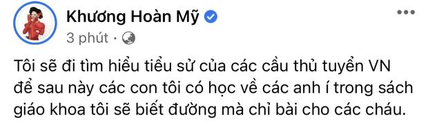 2h sáng dàn sao Việt vẫn xem đến phút cuối, vỡ oà vì kết quả của tuyển Việt Nam: Chúng ta thua 1 trận đấu nhưng làm nên lịch sử! - Ảnh 11.