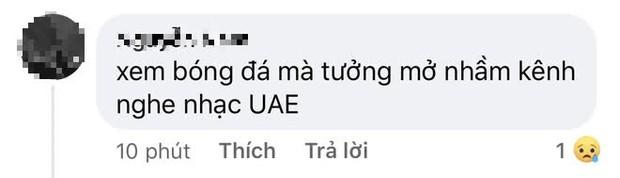 Xem bóng đá trận Việt Nam - UAE mà CĐV nước bạn hát như mở show âm nhạc vậy - Ảnh 6.