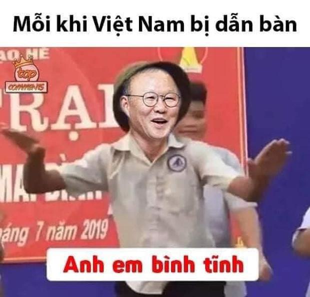 Sau trận đấu UAE - Việt Nam, cộng đồng mạng lại đua nhau chế meme cực hài hước, nhưng sao tâm điểm lại là âm nhạc? - Ảnh 12.