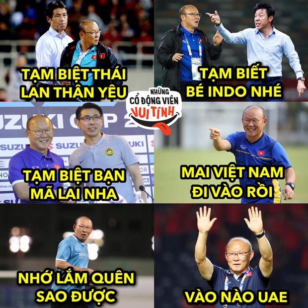 Sau trận đấu UAE - Việt Nam, cộng đồng mạng lại đua nhau chế meme cực hài hước, nhưng sao tâm điểm lại là âm nhạc? - Ảnh 13.