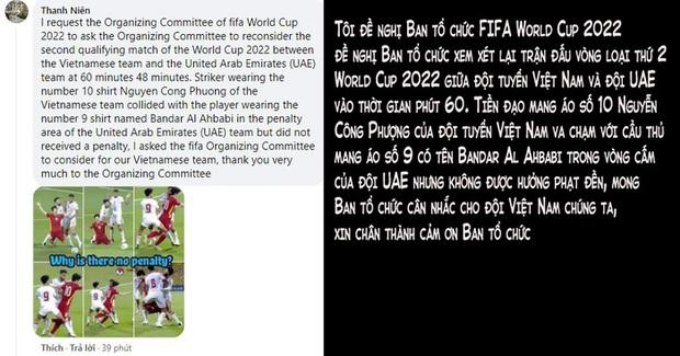 Fan Việt tấn công fanpage, kiện lên FIFA World Cup để đòi công bằng cho Công Phượng - Ảnh 2.