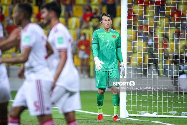 Chấm điểm cầu thủ Việt Nam vs UAE: Khác biệt mang tên Minh Vương - Ảnh 1.