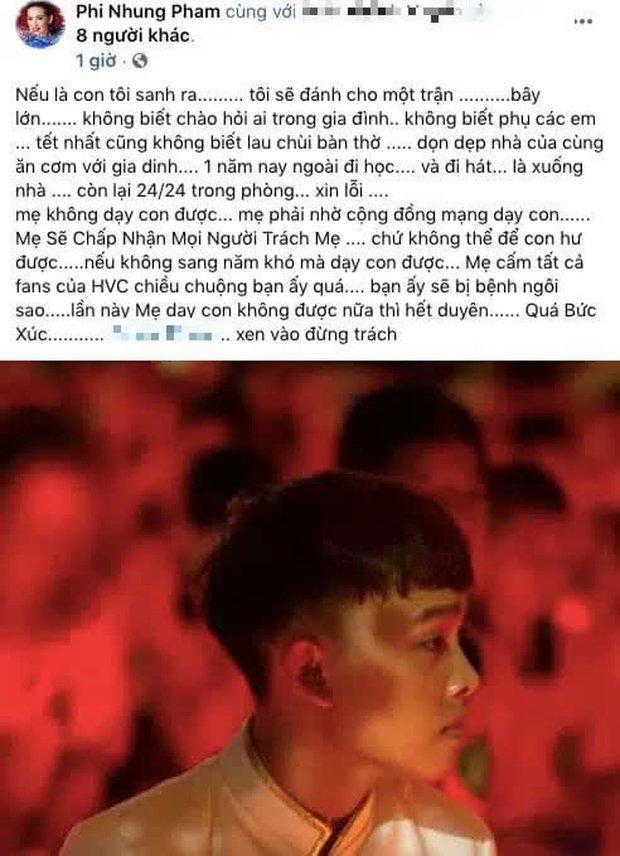 Netizen tranh cãi đoạn clip Hồ Văn Cường đi phục vụ bàn, không ở ru rú trong phòng 24/24 như lời Phi Nhung nói? - Ảnh 4.