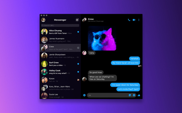 Messenger gặp lỗi cực ảo, tin nhắn đã thu hồi vẫn đọc được nội dung, cộng đồng mạng dậy sóng vì không biết giấu mặt vào đâu - Ảnh 1.