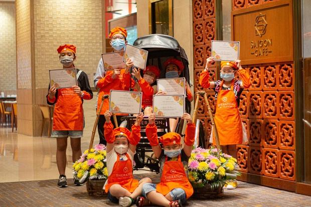 Khách sạn 5 sao cũng gồng mình qua mùa dịch: Sofitel Legend Metropole, JW Marriott Hanoi giao đồ ăn tận nhà, Sheraton Saigon mở lớp dạy nấu ăn cho trẻ em - Ảnh 5.