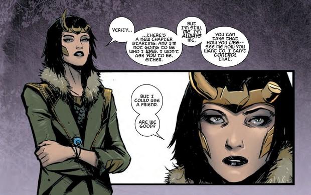 Giải đáp cái kết Loki tập 2: Trùm phản diện mới ra mặt có thể hủy diệt cả vũ trụ Marvel? - Ảnh 4.