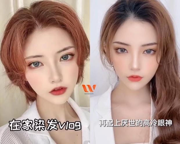 Dân mạng phát hoảng với dàn mỹ nhân Trung Quốc khi đu trend nói không với filter trên TikTok - Ảnh 1.
