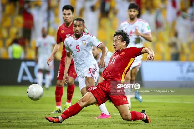 Chấm điểm cầu thủ Việt Nam vs UAE: Khác biệt mang tên Minh Vương - Ảnh 11.