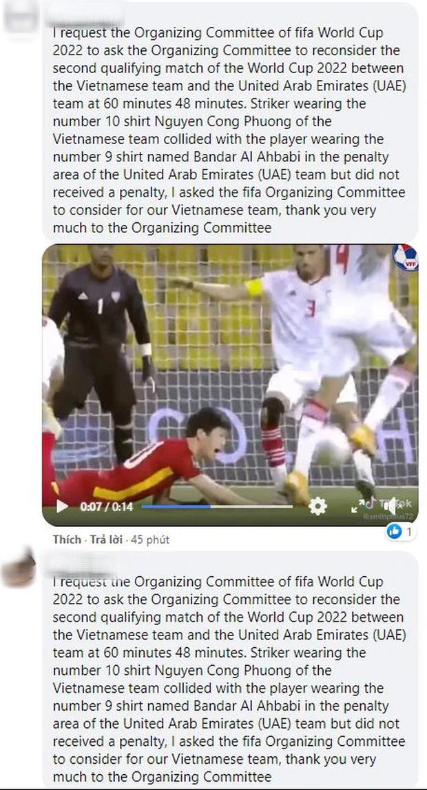 Fan Việt tấn công fanpage, kiện lên FIFA World Cup để đòi công bằng cho Công Phượng - Ảnh 3.