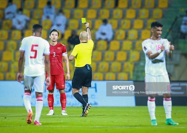 Chấm điểm cầu thủ Việt Nam vs UAE: Khác biệt mang tên Minh Vương - Ảnh 3.