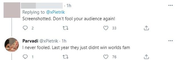 LMHT: Fan nữ nóng bỏng của G2 Esports lại tuyên bố chiêu đãi content người lớn nếu G2 Esports vô địch CKTG - Ảnh 3.