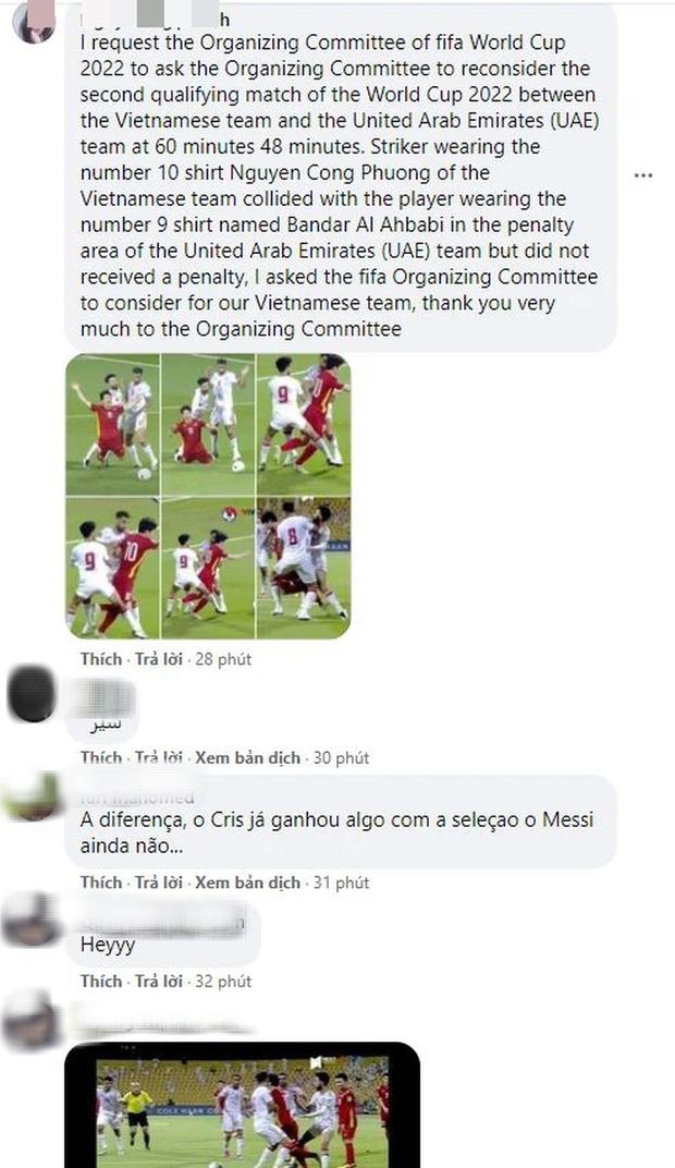 Fan Việt tấn công fanpage, kiện lên FIFA World Cup để đòi công bằng cho Công Phượng - Ảnh 4.