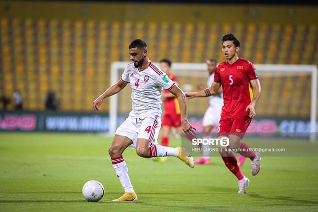 Chấm điểm cầu thủ Việt Nam vs UAE: Khác biệt mang tên Minh Vương - Ảnh 5.