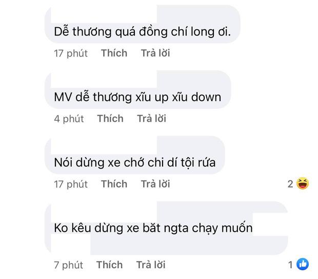 Phản ứng về MV mới Dương Hoàng Yến: Đạt G rap lạc quẻ, Mũi trưởng Long cực nhọc chạy mà sao bác tài không dừng xe? - Ảnh 7.