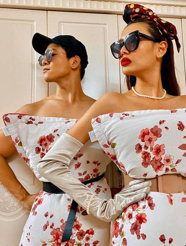 Nicki Minaj Việt Nam của The Face thích khoe body và toàn tạo dáng khó đỡ - Ảnh 2.
