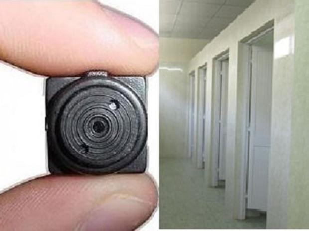 Nam Định: Nam sinh đặt camera quay lén cô giáo trong nhà vệ sinh rồi tống tiền - Ảnh 1.