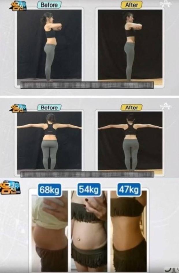 Lee Da Hae chia sẻ phương pháp leo cầu thang giúp thon gọn mông rất nhanh, có người đã thử và giảm được 21kg chỉ sau 3 tuần - Ảnh 1.