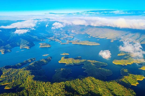 Ở Việt Nam có một nơi hội tụ ngàn vạn đảo trên non cao, cảnh đẹp như tranh vẽ nhưng rất ít người biết đến - Ảnh 5.