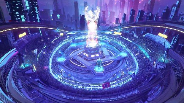 Không chỉ giới thiệu MC ảo cực xinh đẹp, Liên Quân Mobile còn khiến fan dậy sóng với phim kỹ xảo AWC 2021 đỉnh cao! - Ảnh 3.