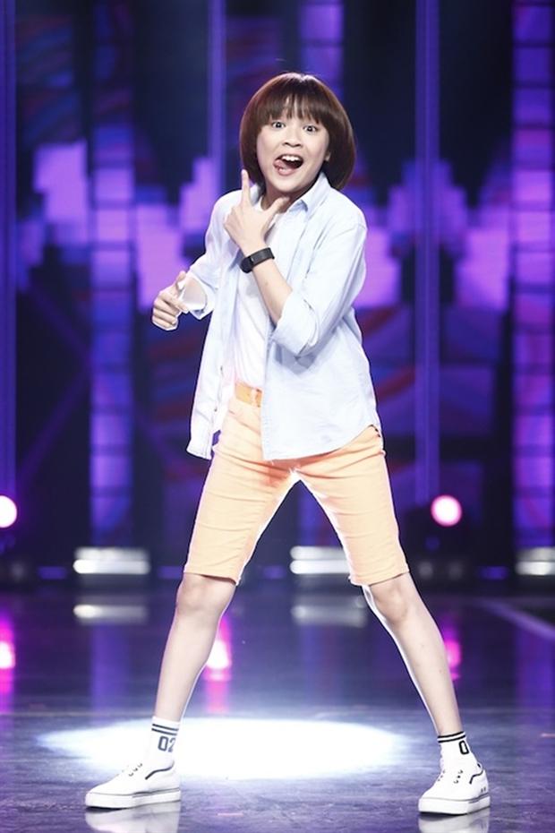 Thiên Khôi - Cậu bé tóc Maika đáng yêu năm nào còn crush Phương Ly giờ đã lớn phổng phao - Ảnh 4.