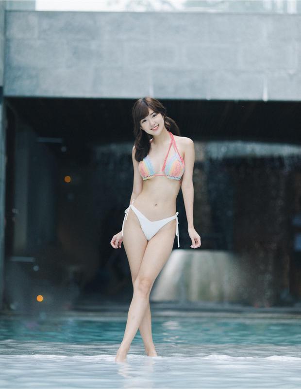 Nữ streamer Thái Lan chơi lớn, đăng ảnh buông lơi khiến dân tình được phen chảy máu mũi - Ảnh 4.