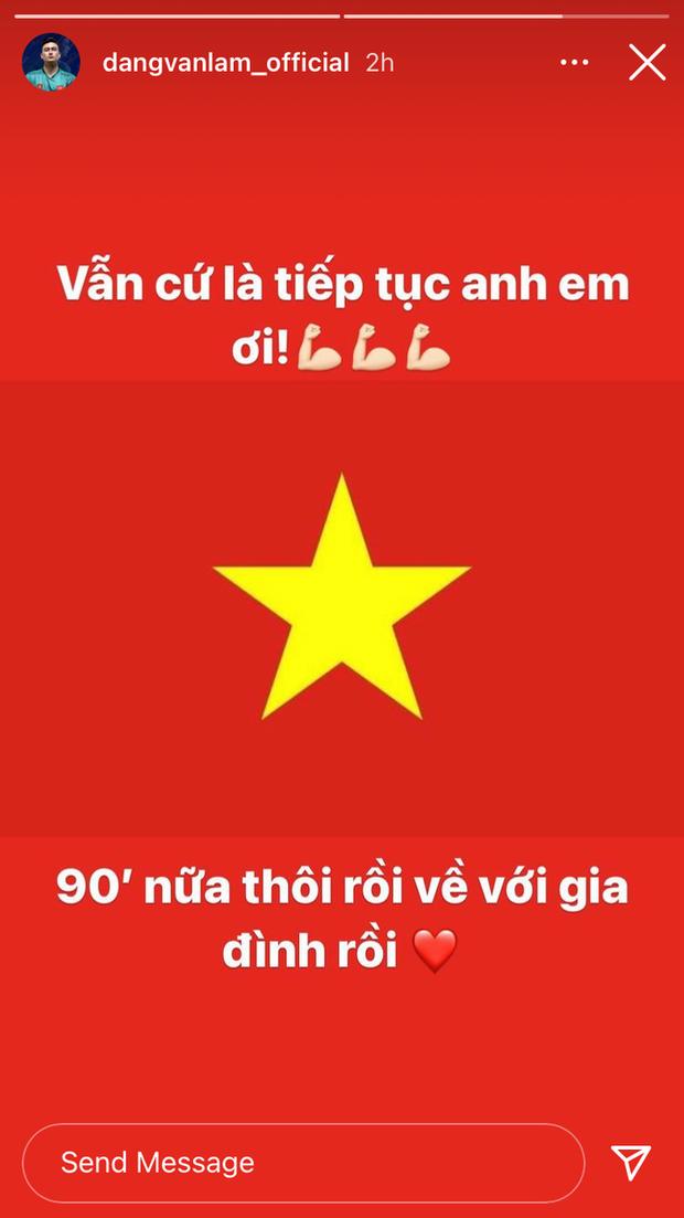 Phản ứng của 2 thủ môn nổi tiếng khi Việt Nam đá vòng loại: Văn Lâm đi comment khắp nơi, Bùi Tiến Dũng im hơi lặn mất tăm - Ảnh 6.