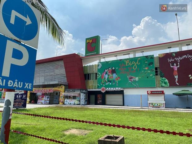 Lập 5 chốt phong tỏa siêu thị Big C Đồng Nai vì có ca mắc Covid-19 ở Bình Dương đến mua sắm - Ảnh 3.