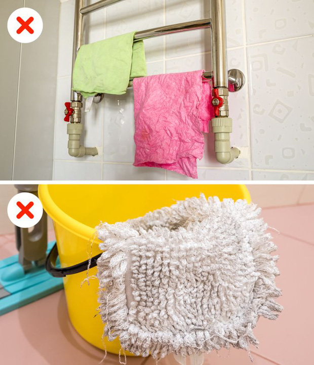 11 sai lầm dễ mắc biến phòng tắm nhà bạn thành một mớ hỗn độn kém sang - Ảnh 9.