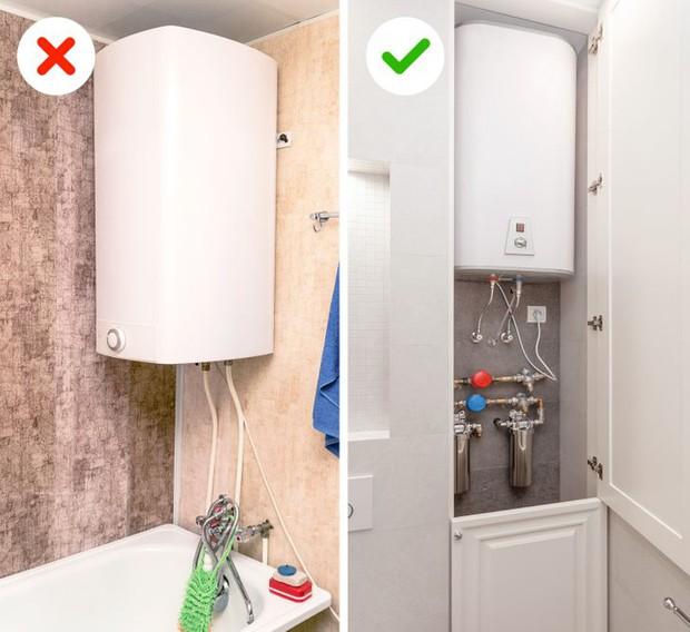 11 sai lầm dễ mắc biến phòng tắm nhà bạn thành một mớ hỗn độn kém sang - Ảnh 10.