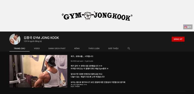 Anh hổ Kim Jong Kook rinh luôn nút Bạc YouTube chỉ sau đúng một ngày, video đầu tiên ngập trong múi và múi! - Ảnh 3.