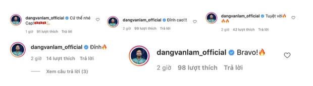 Phản ứng của 2 thủ môn nổi tiếng khi Việt Nam đá vòng loại: Văn Lâm đi comment khắp nơi, Bùi Tiến Dũng im hơi lặn mất tăm - Ảnh 5.