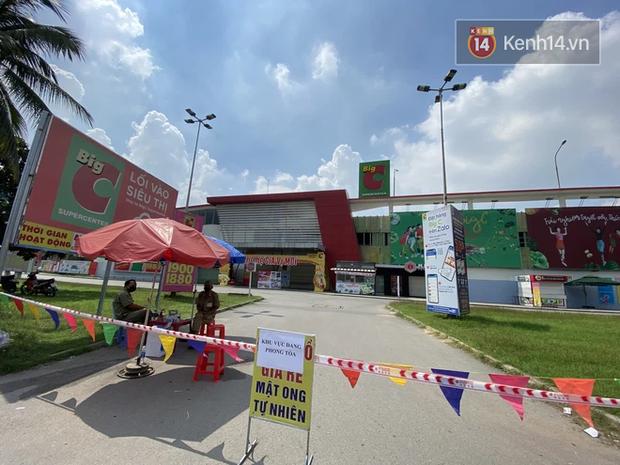Lập 5 chốt phong tỏa siêu thị Big C Đồng Nai vì có ca mắc Covid-19 ở Bình Dương đến mua sắm - Ảnh 1.