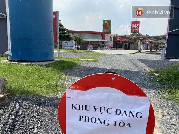 Lập 5 chốt phong tỏa siêu thị Big C Đồng Nai vì có ca mắc Covid-19 ở Bình Dương đến mua sắm - Ảnh 2.