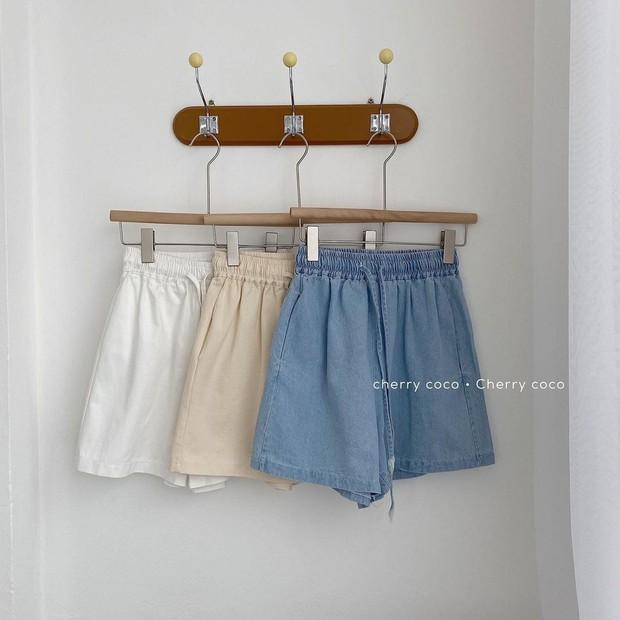 """Sắm quần short cạp chun mặc hè là """"bao mát"""", nhiều mẫu xinh mà giá chỉ từ 140k - Ảnh 7."""