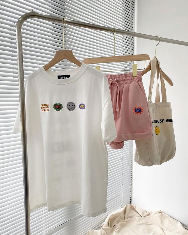 """Sắm quần short cạp chun mặc hè là """"bao mát"""", nhiều mẫu xinh mà giá chỉ từ 140k - Ảnh 9."""