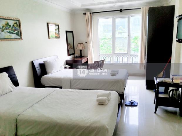 Cận cảnh nơi cách ly của tuyển Việt Nam khi về nước: Khách sạn 3 sao giữa khu nhà giàu Sài Gòn - Ảnh 8.