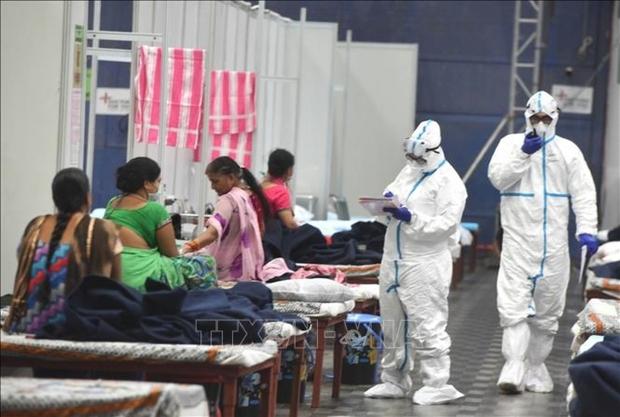 730 bác sĩ Ấn Độ tử vong trong đợt dịch COVID-19 thứ hai - Ảnh 1.