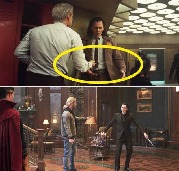 Loạt tình tiết đắt giá trong Loki tập 2: Việt Nam xuất hiện, Doctor Strange tới công chuyện, thảm họa mới biến Thanos thành... trò trẻ con - Ảnh 2.