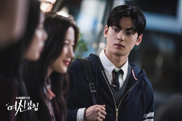 Cha Eun Woo tiết lộ muốn đóng phim giống tài tử Titanic, netizen cà khịa cứ diễn bớt đơ đi đã - Ảnh 9.