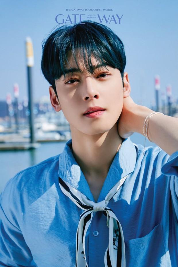 Cha Eun Woo tiết lộ muốn đóng phim giống tài tử Titanic, netizen cà khịa cứ diễn bớt đơ đi đã - Ảnh 10.
