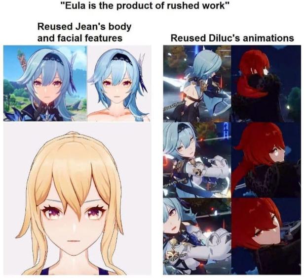 Genshin Impact đang dần cạn ý tưởng cho các nhân vật độc đáo mới lạ? - Ảnh 2.