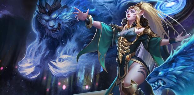Cập nhật Liên Quân Mobile: Alice được tăng sức mạnh khủng, Arum hết cửa cướp rừng trong phiên bản mới - Ảnh 5.