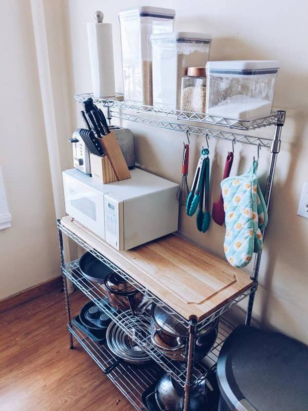 8 món đồ giúp tiết kiệm không gian cho căn hộ nhỏ, không mua sớm chỉ có tiếc hùi hụi - Ảnh 1.