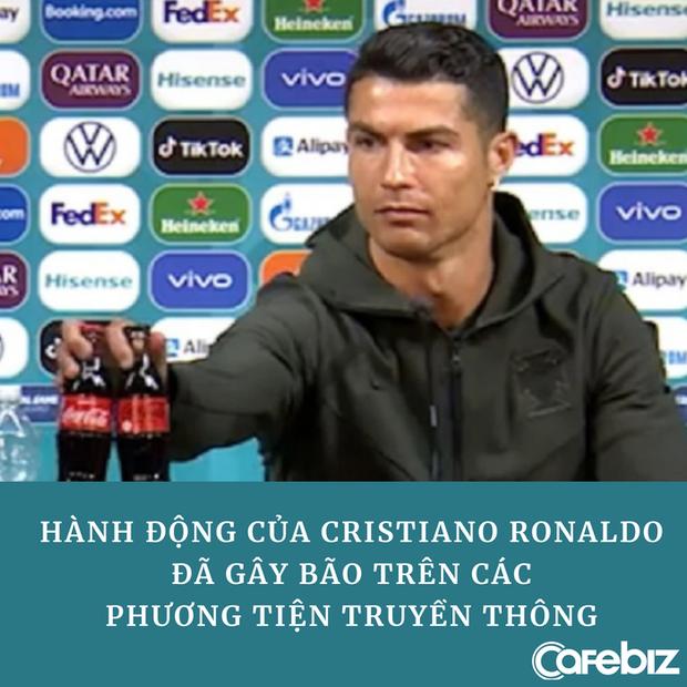 UEFA sẽ trừng phạt đội nào để cầu thủ học đòi Ronaldo, tự ý di chuyển chai nước của nhà tài trợ - Ảnh 1.