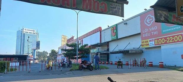 Đồng Nai vừa phong tỏa và cách ly khu vực siêu thị Big C ở TP. Biên Hòa - Ảnh 3.