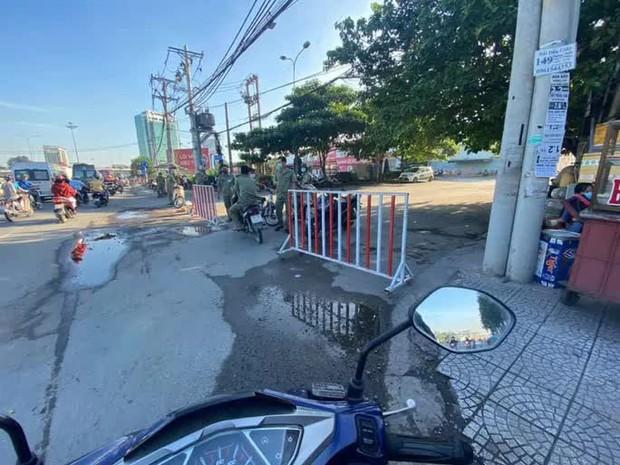 Đồng Nai vừa phong tỏa và cách ly khu vực siêu thị Big C ở TP. Biên Hòa - Ảnh 4.