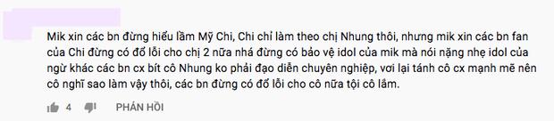 Clip: Phương Mỹ Chi song ca cùng Phi Nhung, dân mạng tranh cãi vì hành động bất lịch sự với bề trên? - Ảnh 7.