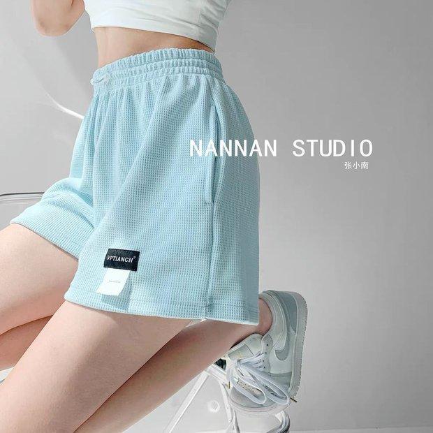 """Sắm quần short cạp chun mặc hè là """"bao mát"""", nhiều mẫu xinh mà giá chỉ từ 140k - Ảnh 15."""