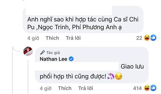 Nathan Lee chốt một câu gây ngỡ ngàng khi được hỏi hợp tác với Ngọc Trinh, có thật là sẽ mua bài Baby Shark? - Ảnh 4.
