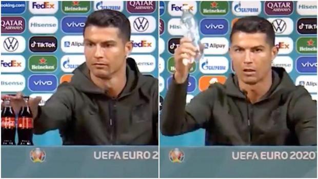 Sau màn cà khịa Coca Cola gây chấn động, Ronaldo hút lượng follow khủng, tự phá luôn kỷ lục của chính mình trên Instagram - Ảnh 1.
